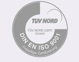 Logo TÜV Nord grau